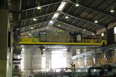 bridge-crane-electro-refining