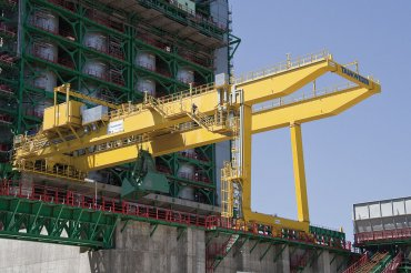 Oil & Gas Crane