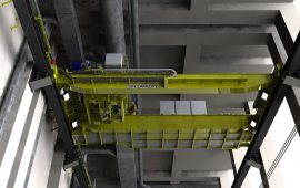 Nuevo Confinamiento Seguro de la central nuclear de Chernóbil