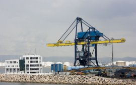 Expansion of Tarragona's coal terminal