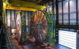 Gantry crane CERN 80 t