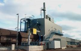 Erweiterung des Kraftwerks Staudinger