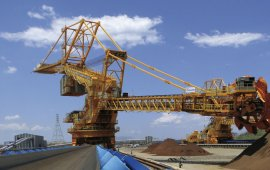 Porto Sudeste iron ore terminal