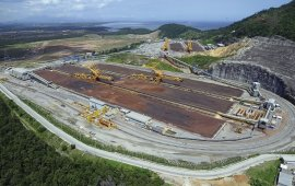 Terminal de minéral de fer de Porto Sudeste