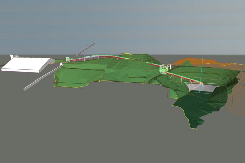 ICL Suria & Sallent potash handling system