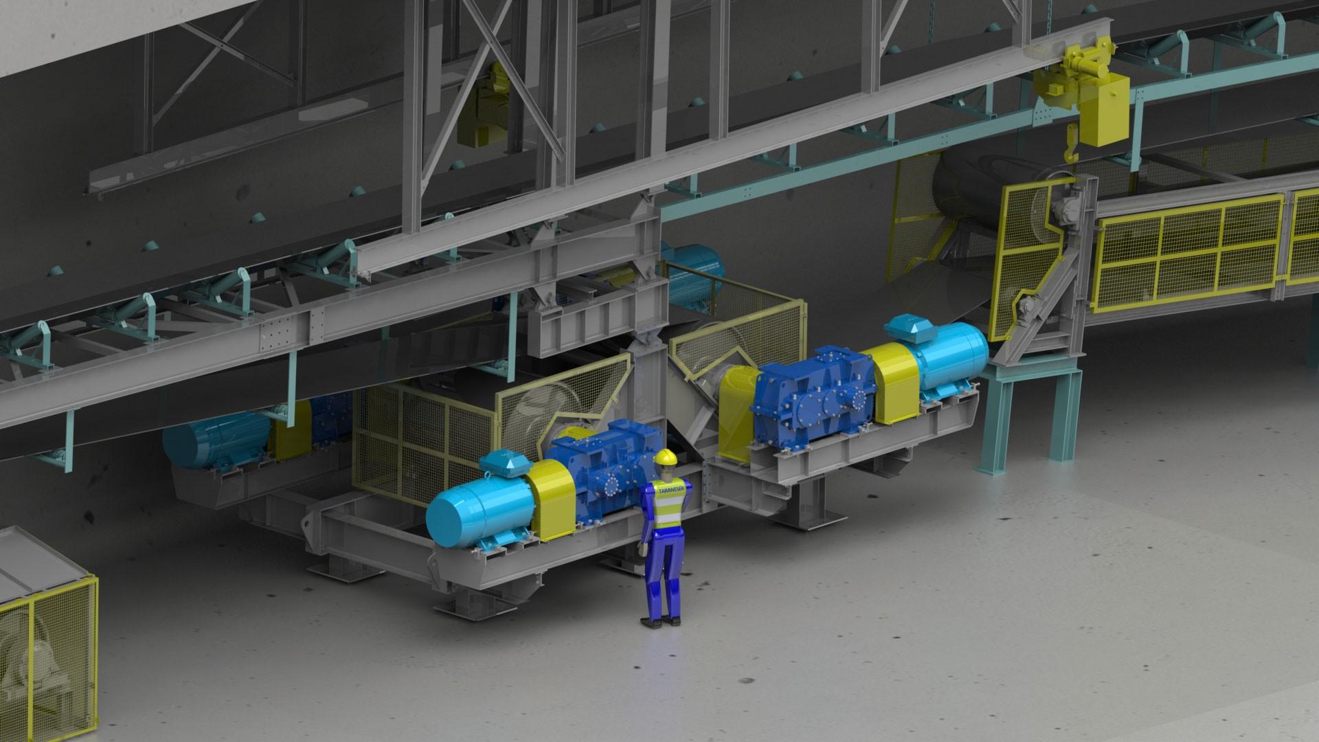 Phoenix конвейер для перевозки зерна на элеватор 16 грузовиками к