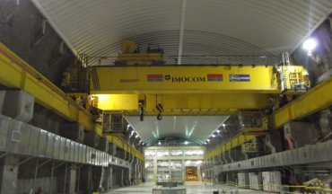 Hidrosogamoso hydroelectric power plant project
