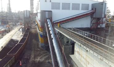 Projet ARDCU dans la raffinerie de Antipinsky