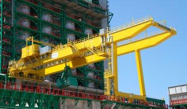 Cartagena's refinery expansionAmpliación de la refinería de Cartagena