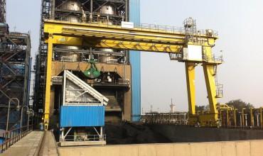 coker-crane-barauni-refinery