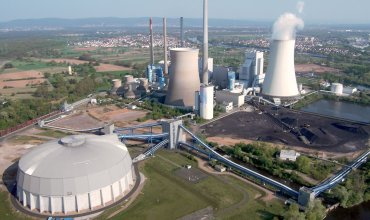 Staudinger power plant expansion