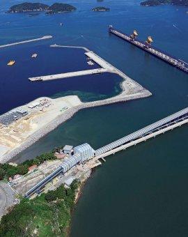 Terminal de mineral de hierro de Porto Sudeste