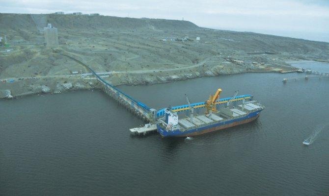 Terminal portuaire Bayovar