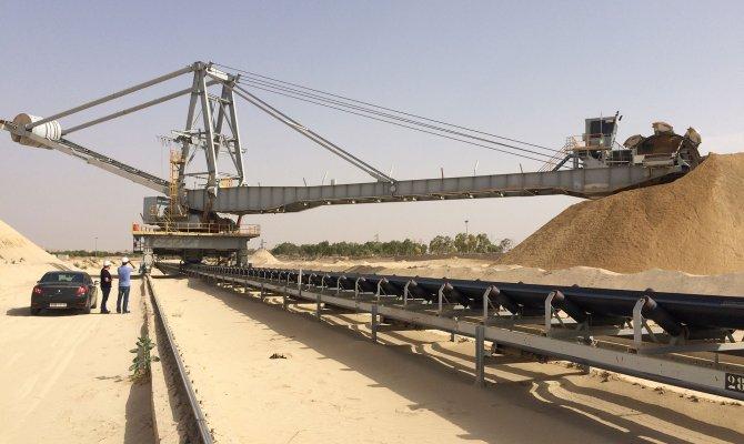 Sidi Chennane stockyard